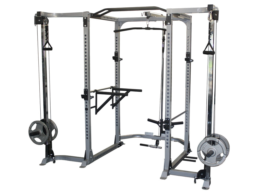 Force USA Power Rack w/ Cable Crossover