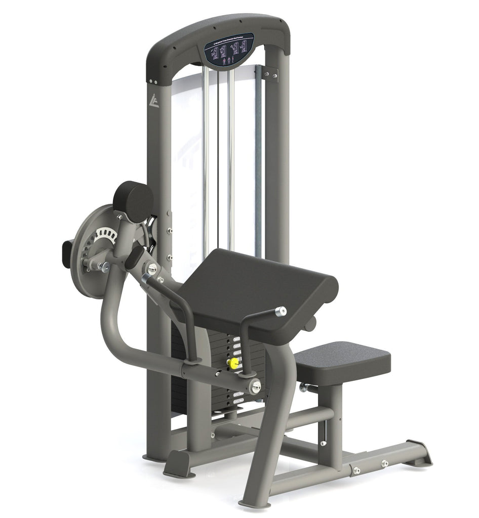Liberty Fitness Atlantic Series Bicep Curl / Tricep Extension Dual Function