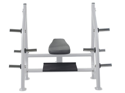 Liberty Fitness Patriot Series Commercial Olympic Flat Bench