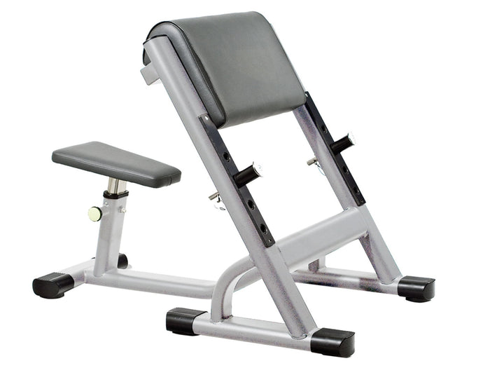 Liberty Fitness Patriot Series Commercial Seated Preacher Curl