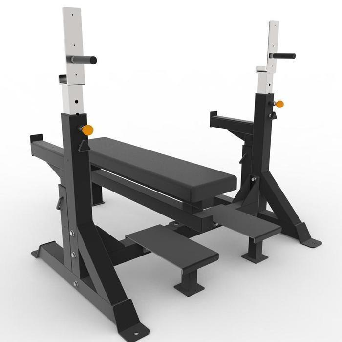 Force USA Heavy Duty Olympic Bench Package