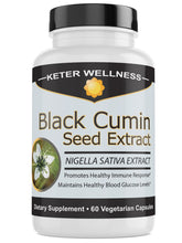 Black Cumin Seed Extract