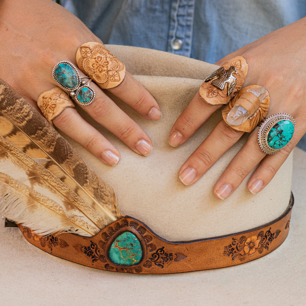 Mandala Ring - Buffalo Girl