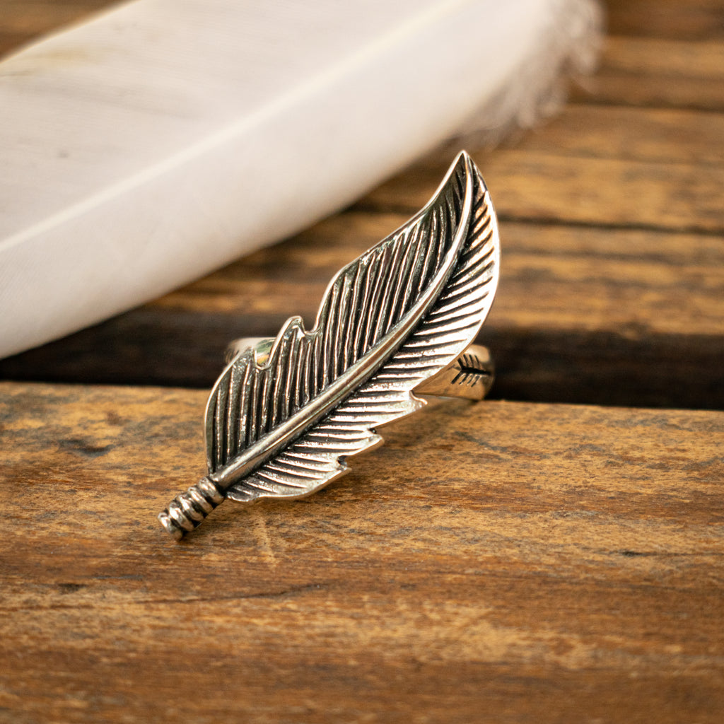 sterling-silver-feather-ring