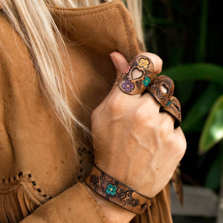 Wild Flower Ring - Buffalo Girl