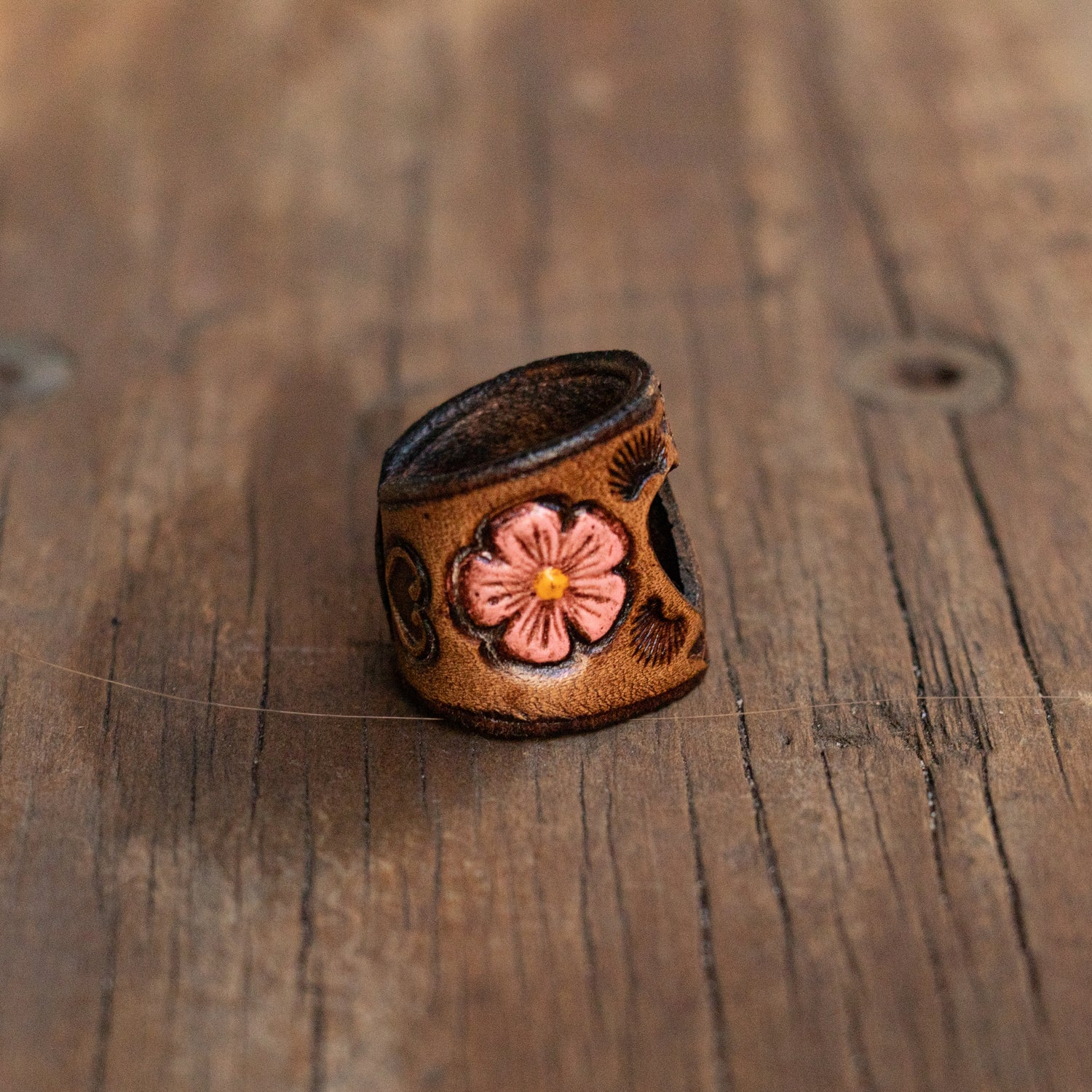 Pink Little Flower Ring - Buffalo Girl