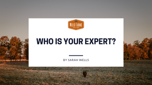 Who is Your Expert?