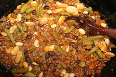 Mix in the Wells Farms Ground Beef