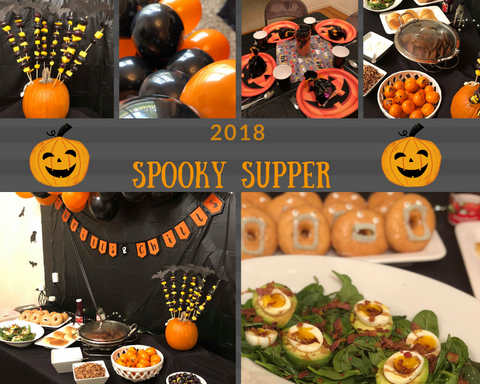 Spooky Supper - Halloween themed dinner - Halloween traditions - family traditions - Madison, Wisconsin Local Beef - Wells Farms Premium Beef