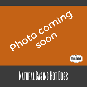 Natural Casing Hot Dogs
