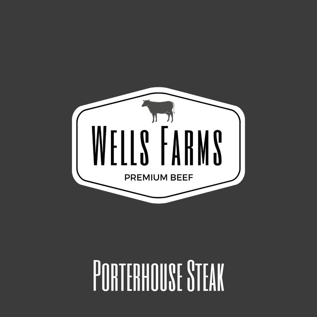 Porterhouse Steak (2 pack)