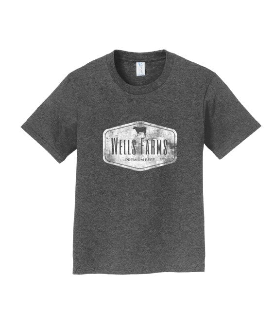 Wells Farms T-Shirt - (Youth)