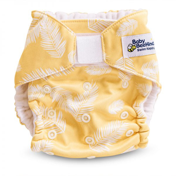 Baby Bee Hinds: Reusable Swim Nappy Golden Daze