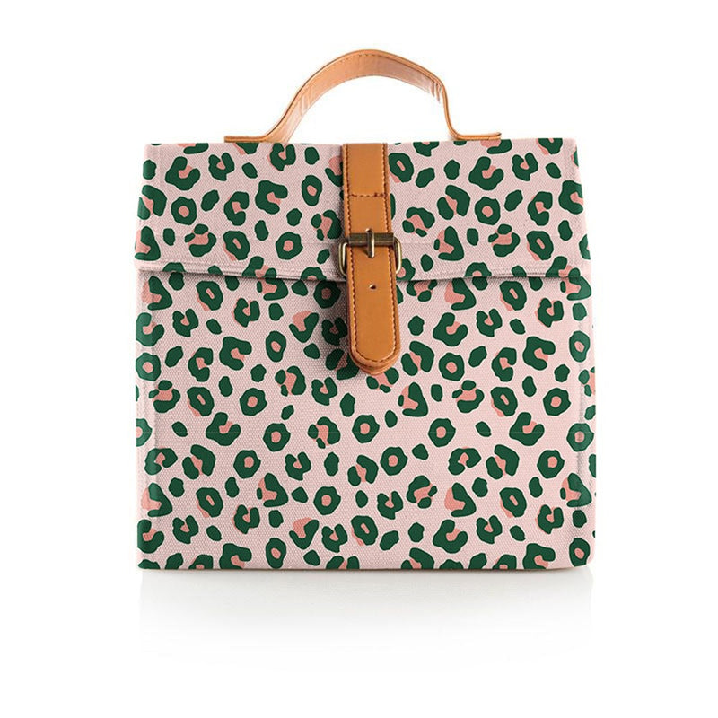 Somewhere Co: Lunch Satchel Wild Ones