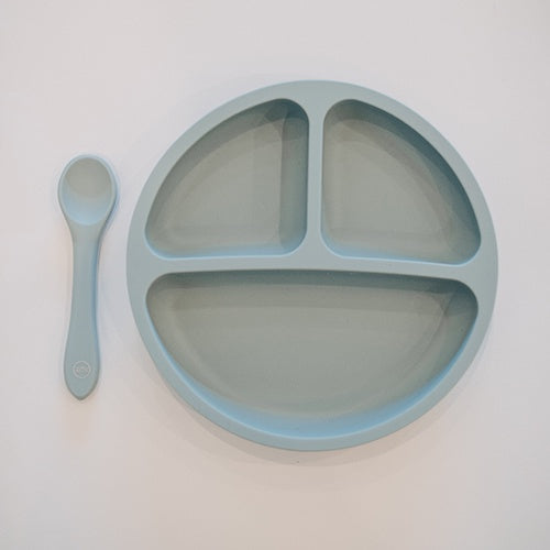My Little Plate & Spoon Set: Ether