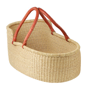 Moses Basket: Natural