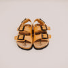 Salty Shreds Salty Wave Sandals Camel