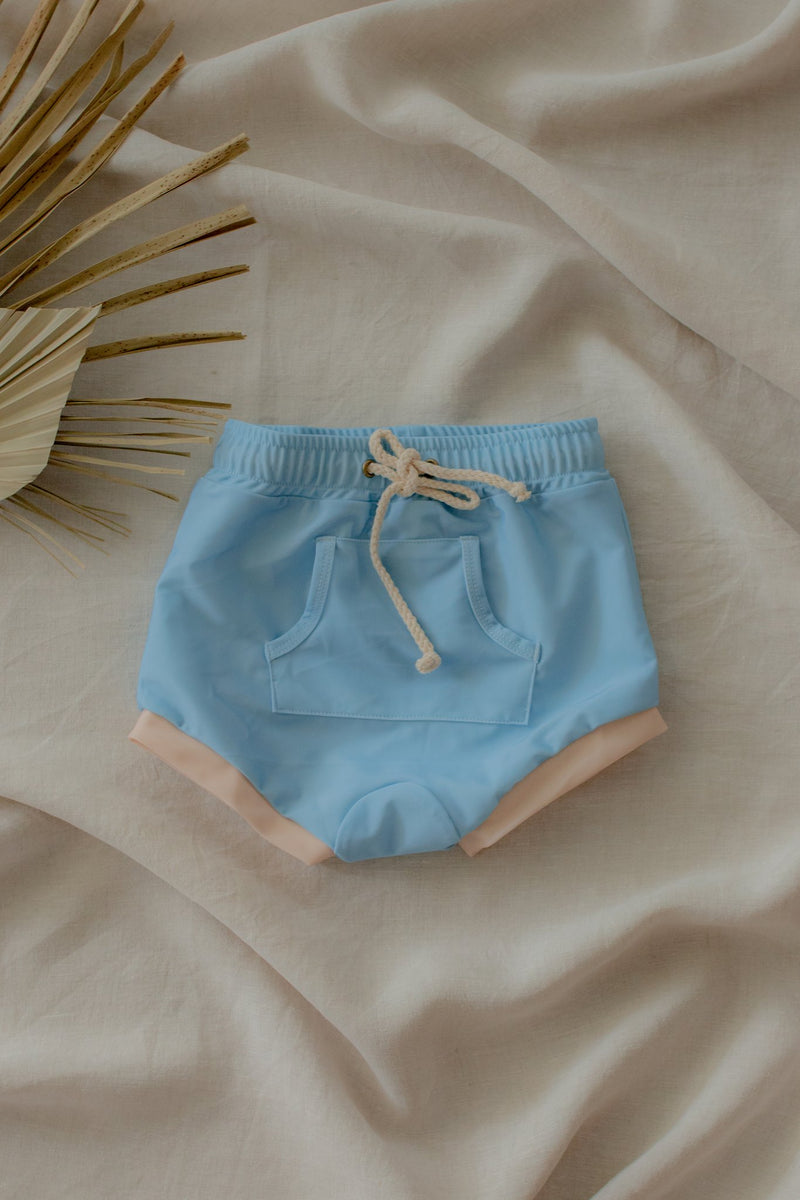 Nudie Bumm: Krew Short Ocean Breeze