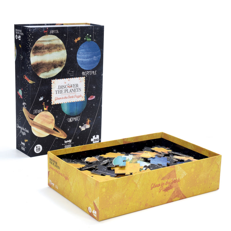 Londji: Puzzle Discover the Planets