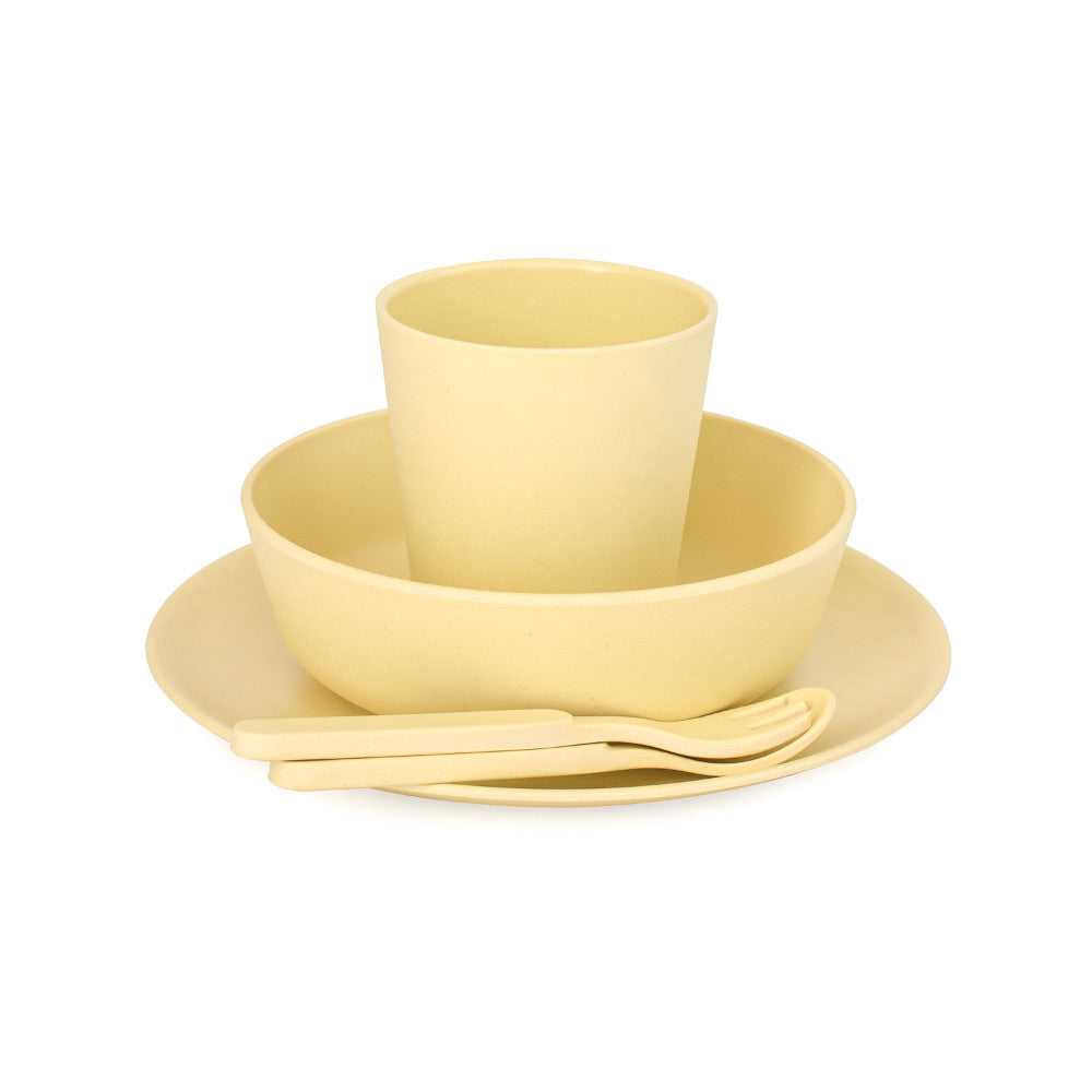 Bobo & Boo: Dinnerware Set Sunshine