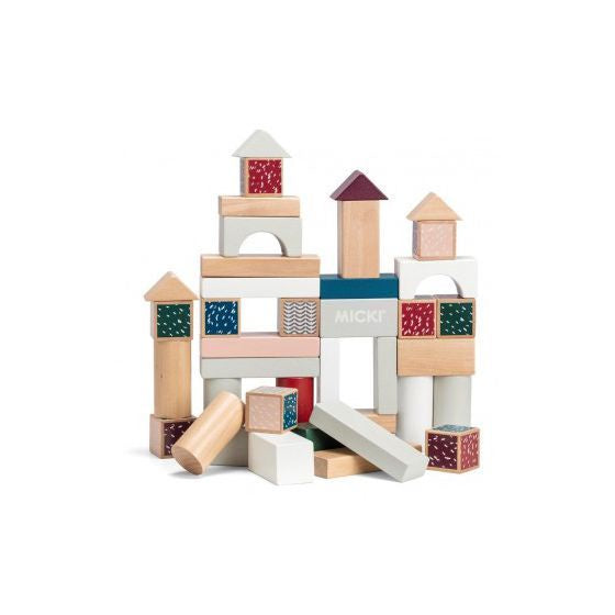 Micki: 60 Piece Block Set