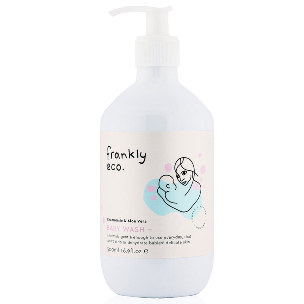 Frankly Eco. Baby Wash 500ml