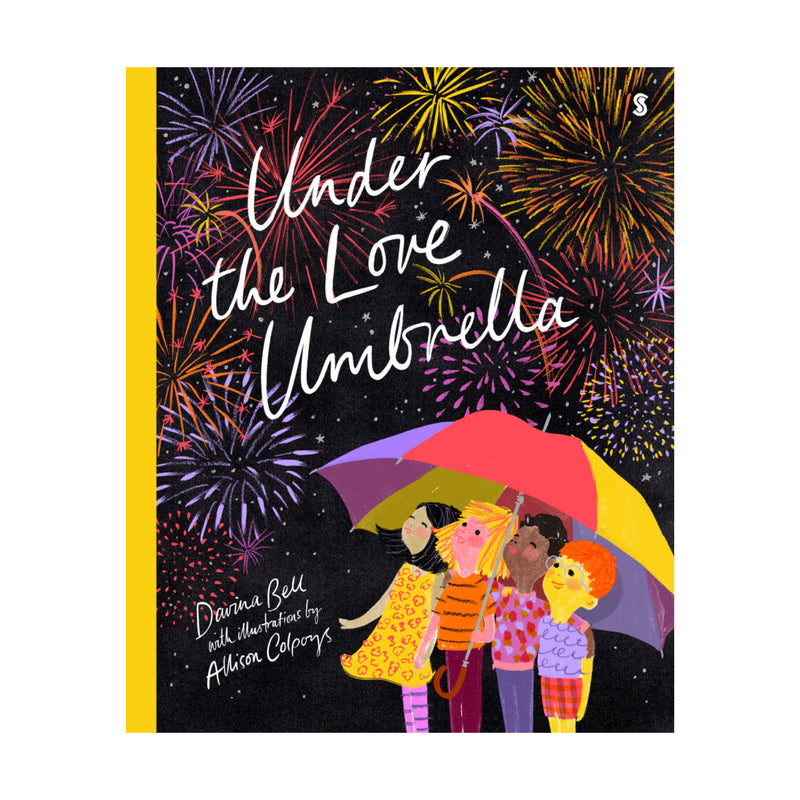 Under the Love Umbrella (Board Book)