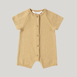 Susukoshi: Snap Romper Ginger Speckled