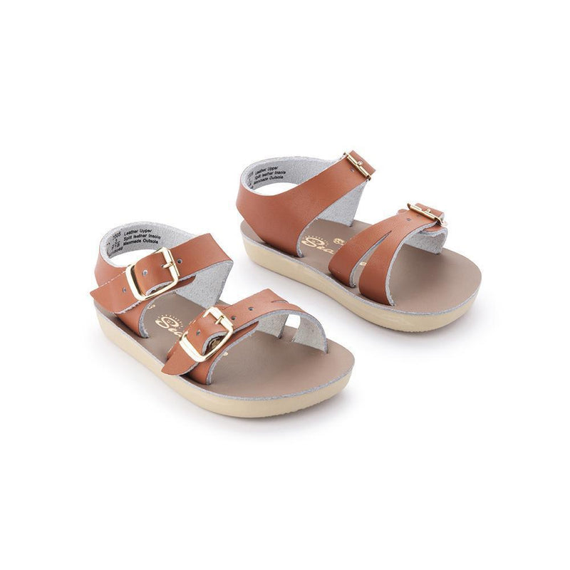 Saltwater Sandal: Sea Wea Tan