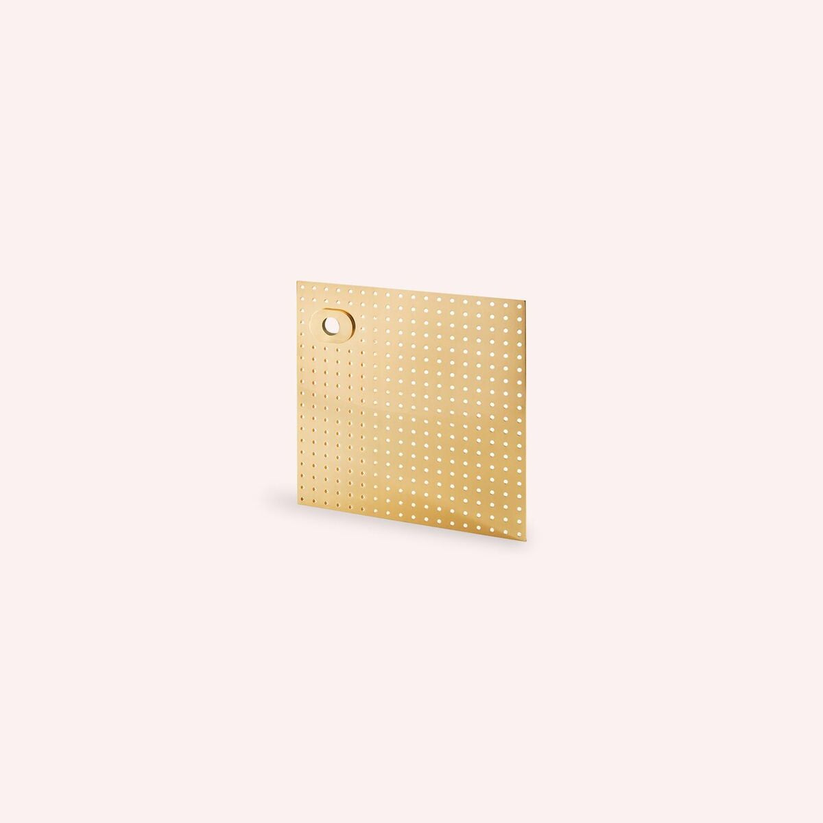 Stardust - Perforated square plate