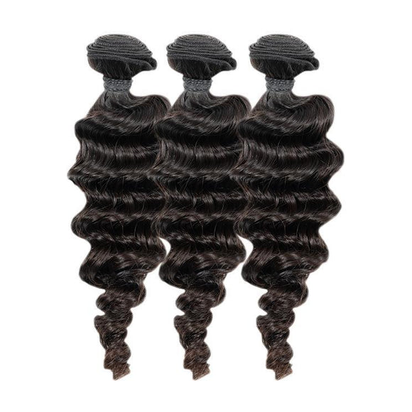 Virgin Brazilian Deep Wave Bundle Deal - Includes 20