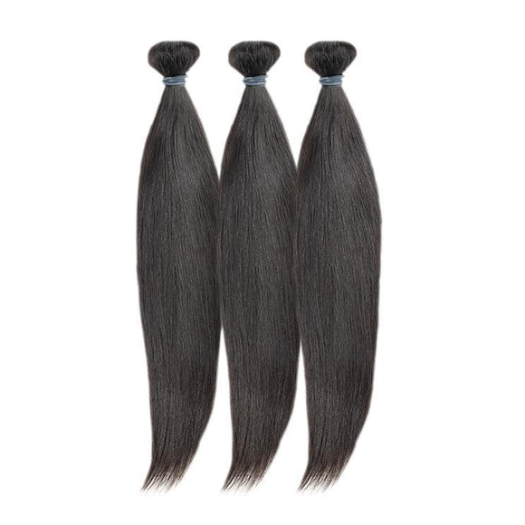 Virgin Brazilian Straight Bundle Deal - Includes Two 12
