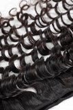 "Virgin Brazilian Deep Wave Bundle Deal - Includes 20"", 22"", 24"" Bundles - True Glory Hair"