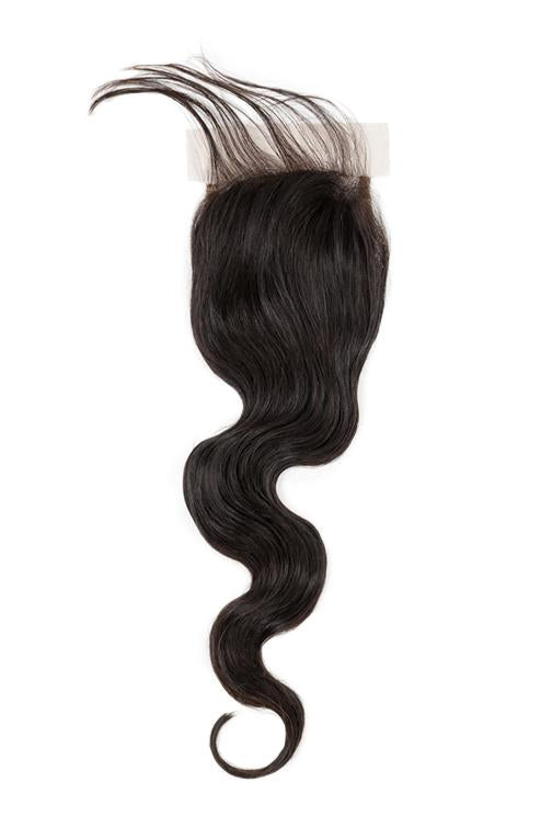 Virgin Indian Body Wave Closure - True Glory Hair