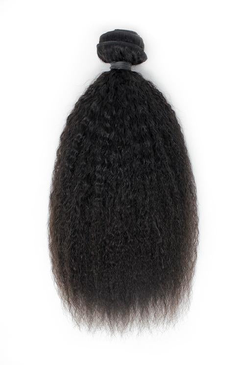 Virgin Brazilian Kinky Straight Bundle