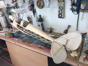 "De Havilland Tiger Moth DH 82A 70"" 90 Size"
