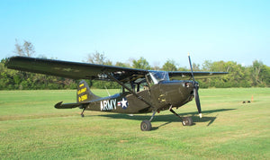 "Cessna Bird Dog 72"" 40 Size"