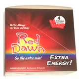 Full Box Red Dawn Go The Extra Mile Extra Energy Capsule (48 Capsules) - XDeor