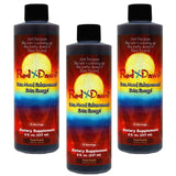 8oz Red Dawn Extra Mood Energy Enhancement Party Drink Liquid RXD - 6 Bottles - XDeor