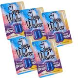 Sleep Walker 30 Capsules Pack Focus & Mood Optimizer Blister - 15 Pack OF 2CT - XDeor