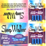 12 Pack 4CT Sleep Walker Capsules Focus & Mood Optimizer - 48 CAPS FULL BOX - XDeor