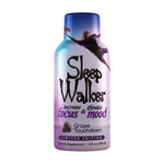 12 Bottles 2oz Sleep Walker Grape Touch Down Shot Focus & Mood Optimizer Full Box