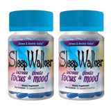 Red Dawn Sleep Walker Mood Enhancer Full Box 12 Bottles of 20 Capsule - XDeor