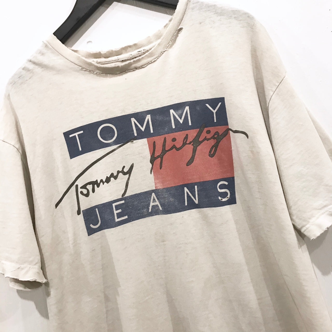 Tommy Hilfiger 'Tommy Jeans' - Early 90s