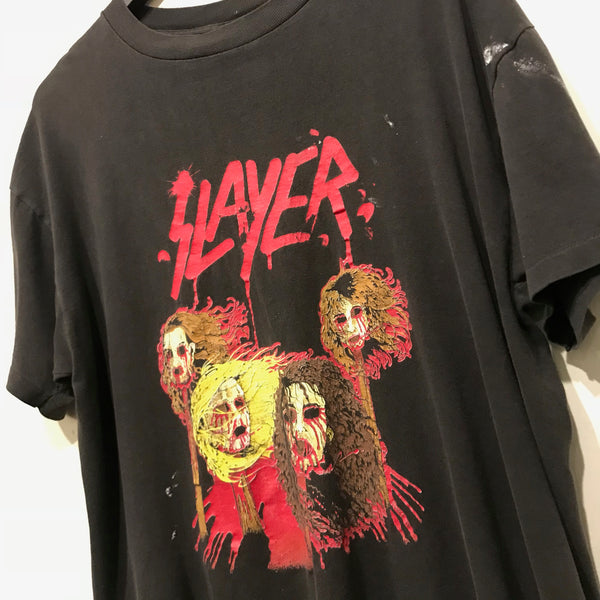 Slayer 'In The Depths Of A Mind Insane' - 1991