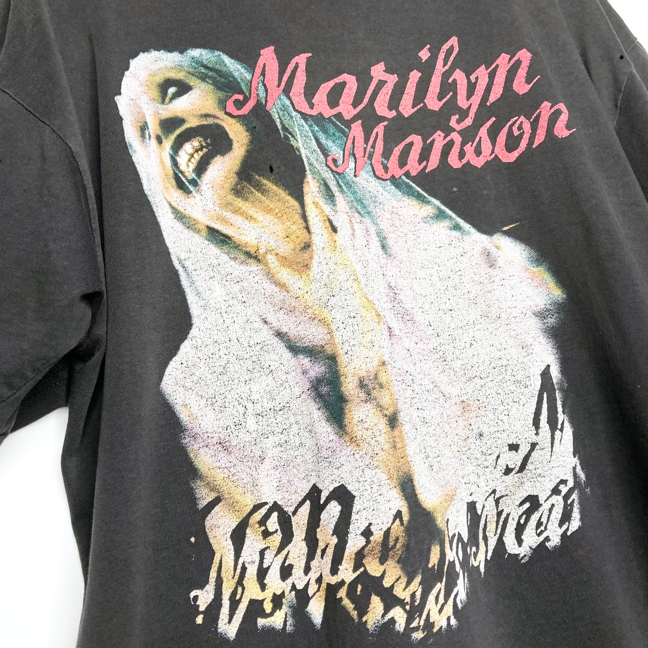 Marilyn Manson 'Sweet Dreams Are Made Of This' - 1995