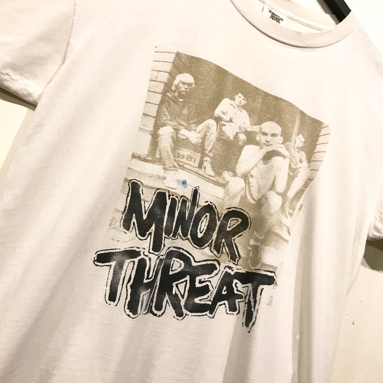Minor Threat 'Salad Days / Zed Records' - Early 90s