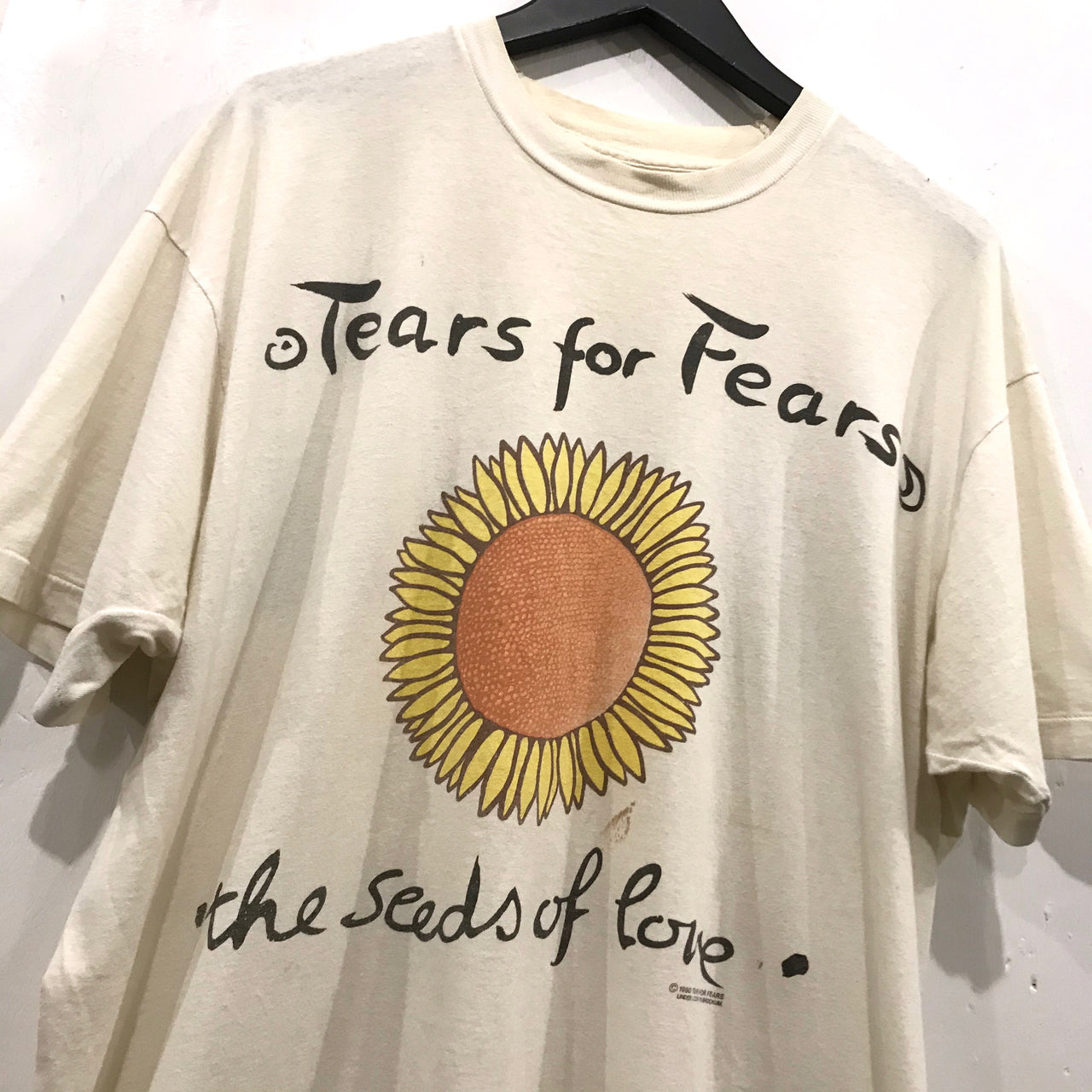 Tears For Fears 'The Seeds Of Love' - 1990