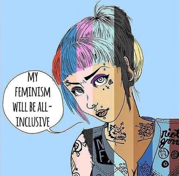 ISSUES ALL FEMINISTS MUST SUPPORT