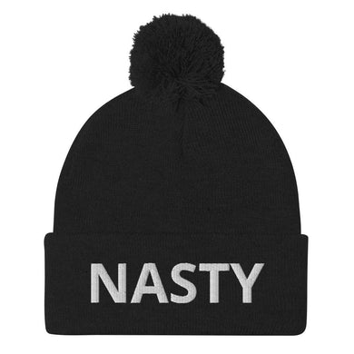 NASTY POM-POM BEANIE Available in 3 colors